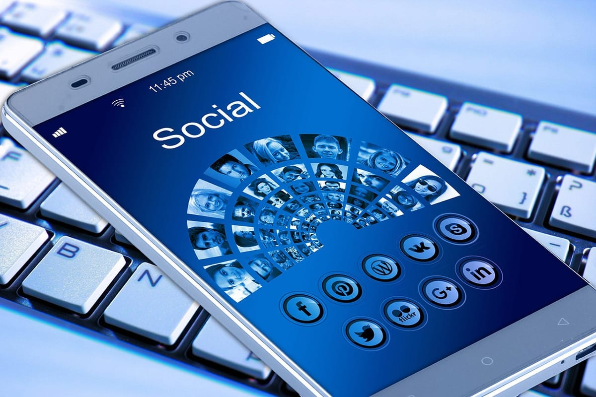 Social media marketing helps grow your business