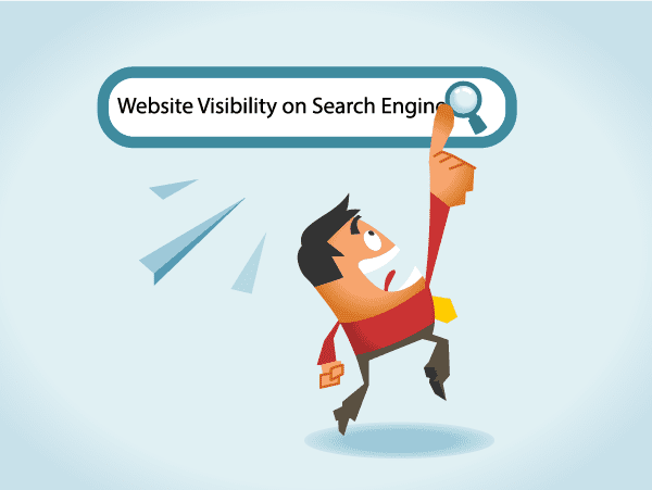 website visibility with search engines