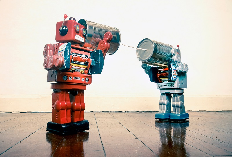 Using chatbots in marketing